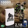 bll-powerbank-5828-1000mAh-พาวเวอร์แบงค์-แบตสำรอง
