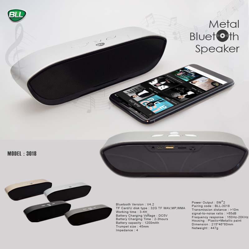 ลำโพงบลูทูธ Bluetooth Speaker 3018 ราคาถูก ปลีกและส่ง