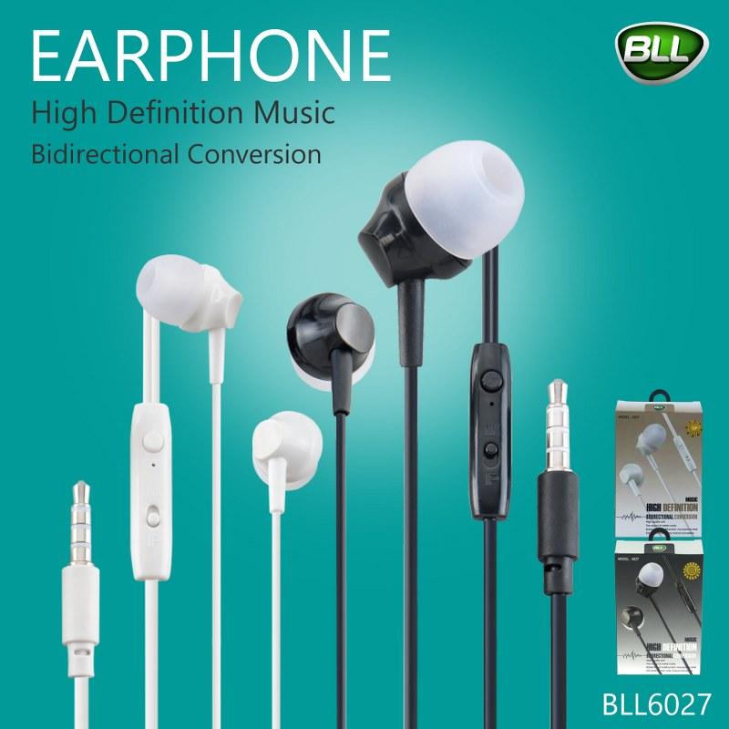 หูฟัง bll earphone smalltalk 6027 ราคาถูก ปลีกและส่ง