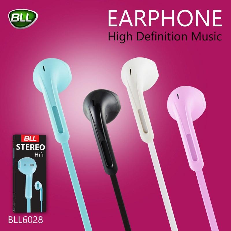 หูฟัง bll earphone smalltalk 6028 ราคาถูก ปลีกและส่ง