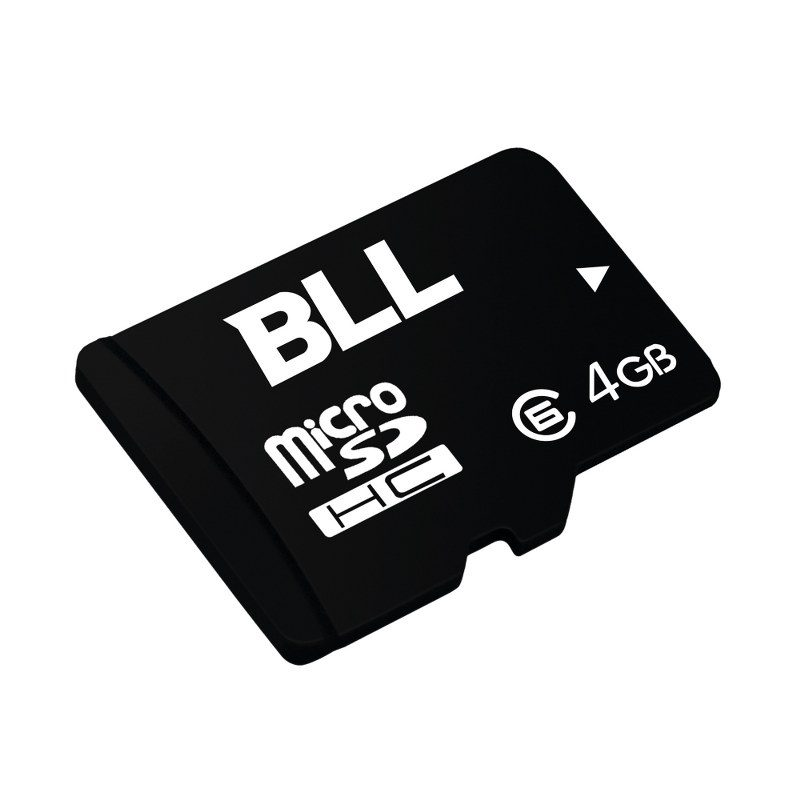 BLL Memory Card 4GB ราคาถูก ปลีกส่งจากบริษัทโดยตรง รับประกันสินค้า