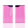 bll-powerbank-G6 pink 6000mAh พาวเวอร์แบงค์ราคาถูก