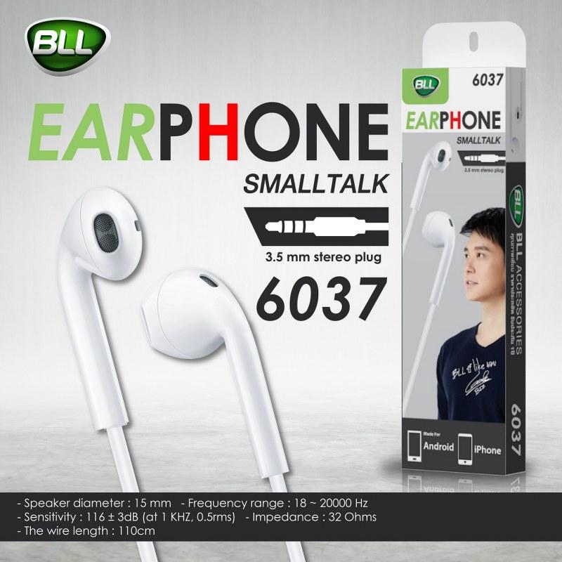 ใหม่ หูฟัง BLL 6037 Smalltalk ทรงพลัง